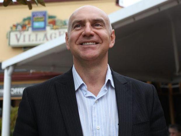 Oxley MP Bernie Ripoll.