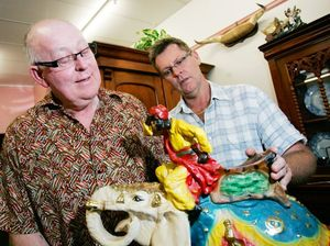 Treasure trove hidden right here in Rockhampton's William St