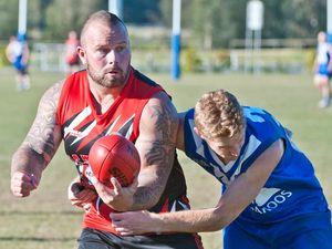 AFL:North Coffs vs Sawtell