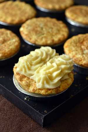 The humble pie is one of Australia's favourite foods.