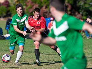 Coffs United vsSawtell Scorpions