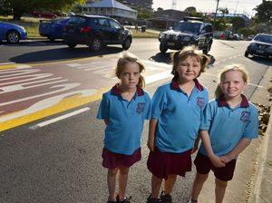 School zones can't be missed with new large on-road signs