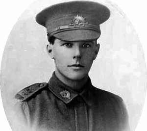 Driver Harry Mitchell, d.1917