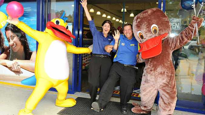 Customers Delighted To Celebrate Store S Return Mackay Daily Mercury