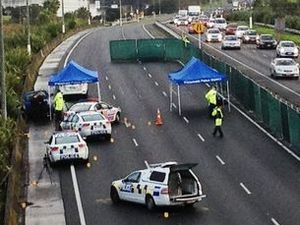Man dies after dramatic highway shootout with police