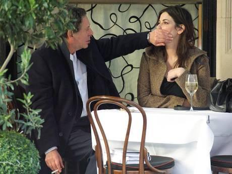 CHARLES Saatchi started divorce action against Nigella Lawson citing his disappointment that she not defend him after pictures showed him grabbing her throat at a Mayfair restaurant.