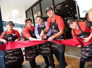 Fresh food, good coffee inspires locals to open Muffin Break