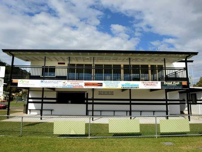 Murwillumbah soccer club house.