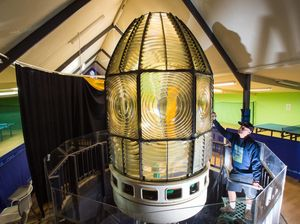 Former island lighthouse beacon set to shine again