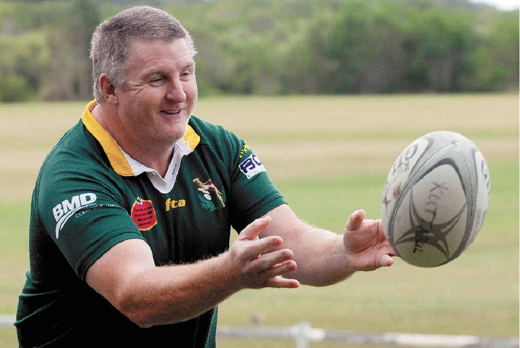 MILESTONE: Kuttabul prop Andrew Bailey is looking forward to his 700th game of grade rugby union this Saturday.