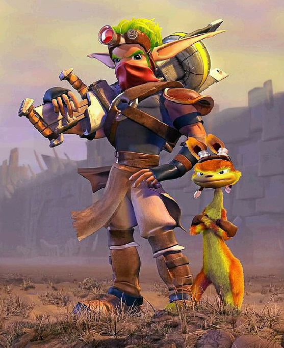 Jak and Dexter are back after 12 years, now for the PS vita.