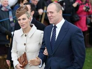 Zara Phillips announces another royal baby on the way