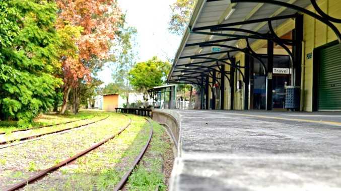 Murwillumbah train station.