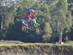 Jono Porter 2013 memorial motocross event