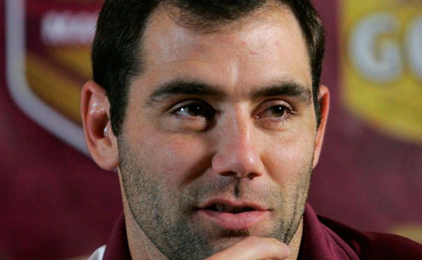 Queensland captain Cameron Smith
