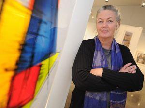 Gallery director Marj Sullivan swaps life of art for a craft