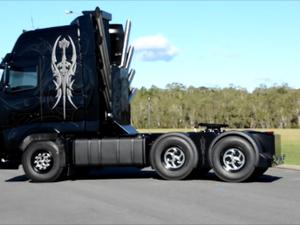 Viking Mafia's mean machine