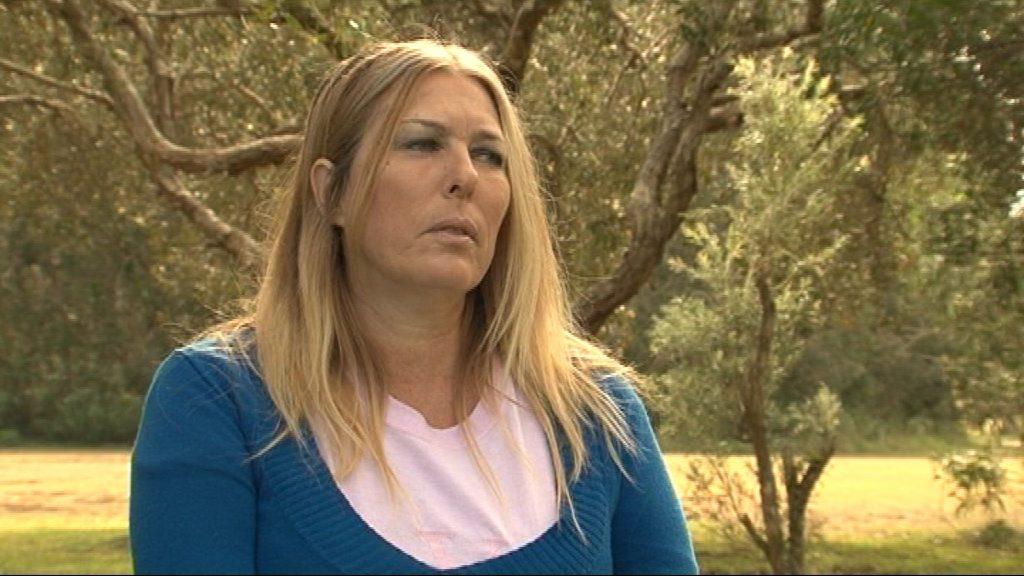 Vegan Warrior founder Jaylene Musgrave.