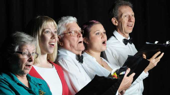 There are parallels between a choir and marketing your business.