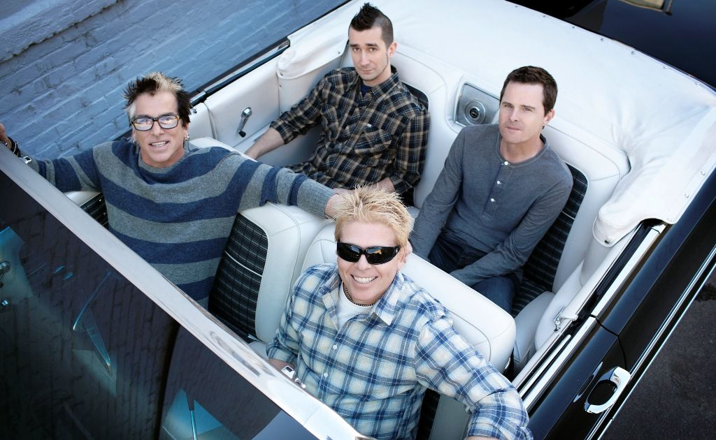 Offspring will be playing in Coffs Harbour on November 30 as part of the Vans Warped Tour.