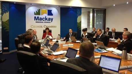 The Mackay Council Budget meeting is currently underway.