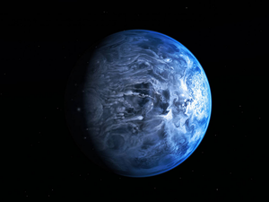 Scientists discover second blue planet