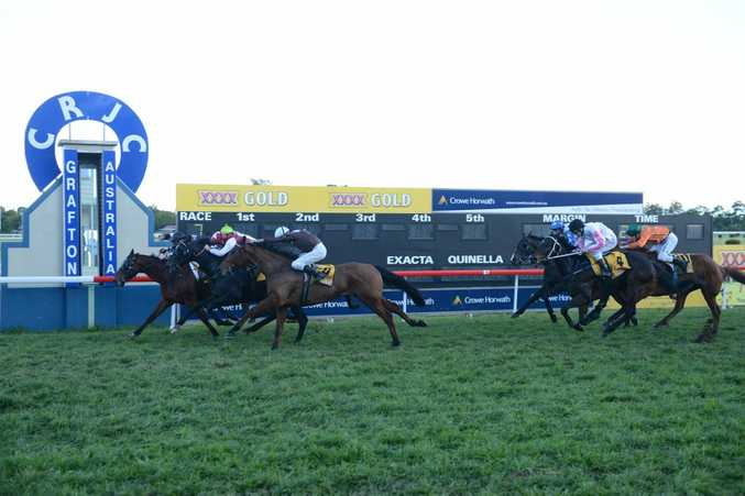 Victory in the Grafton Cup won't guarantee Mr O'Ceirin a strong result in this Saturday's Caulfield Cup but it history suggests victory on the Clarence can't hurt.