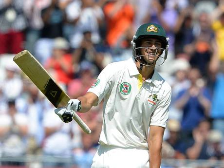 Ashton Agar astonished all with a powerful 98.
