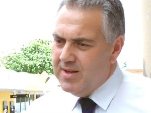 Making old people work longer not enough Joe Hockey says