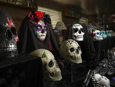 Halloween is on Saturday October 31
