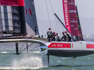 Luna Rossa needs a win to keep Cup dreams alive
