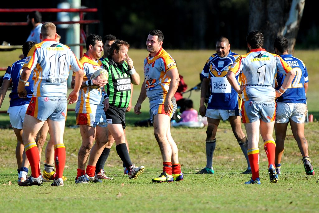 CRL officials are investigating the brawl that marred the Coffs Comets Group 2 game with Macleay Valley.