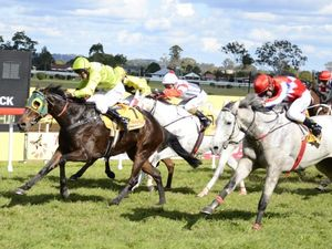 Ramornie winning combination saltues again on final day