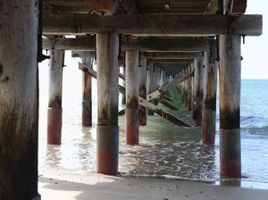 Composite fibre pier piles add $400,000 to renovation cost