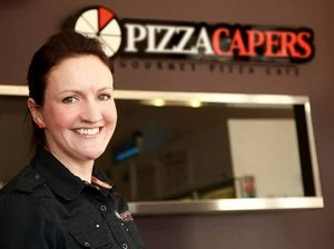 Pizza Capers tops off the fast food dining experience