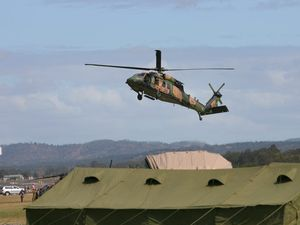 US paratroopers injured during Talisman Sabre exercise