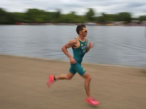 Sexton takes win in British Triathlon Sprint Championship