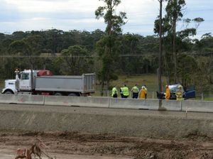 Man aged in his 40s dies in Highway head-on with a truck