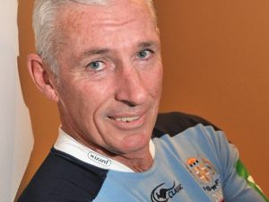 Gallen's dad to don lucky jersey for 'game of the century'