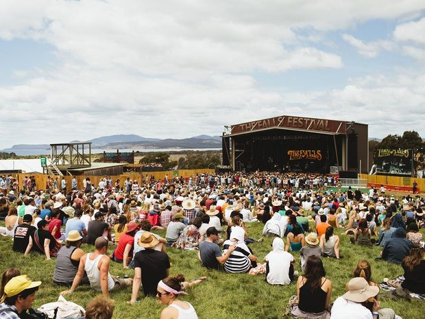 The Falls Music & Arts Festival coming to Byron Bay.
