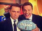Karl Stefanovic was less than impressed about his Origin blues roots being revealed by Ben Fordham
