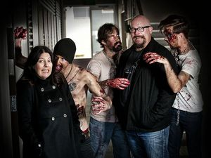 It's purely academic - what's not to love about zombies?