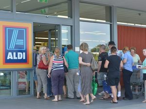 Aldi to finally open store in Gladstone... on Curtis Island