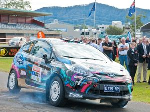 Rally hub in Brelsford Park a big factor in the WRC's return