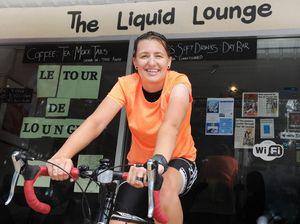 Hervey Bay woman on her own Tour de France fundraiser