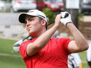 Anthony Brown leads first round of Queensland Open