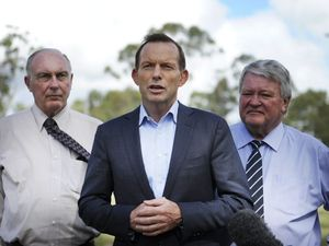 Abbott travels to Gladstone following Bruce Hwy funding announcement