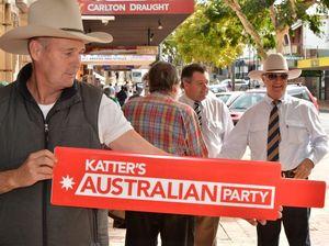 Katter's Australia Party defines itself as alternative
