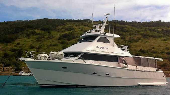 Keswick Island day trips take tourists from Mackay marina.