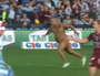 State of Origin streaker says he's sorry he 'stuffed' final